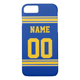 Football Jersey with Area To Customize iPhone 8/7 Case