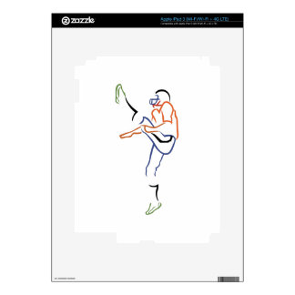 Football Kicker iPad 3 Skins