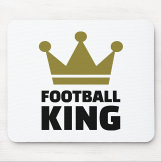 Football King champion Mouse Pads