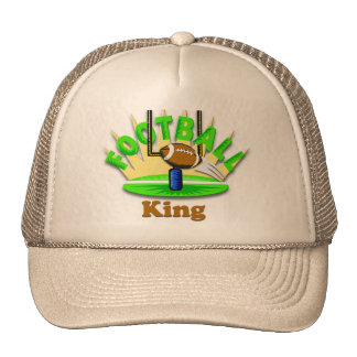 Football King Trucker Hat