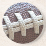 Football Laces Drink Coasters