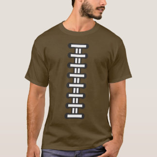 Football Laces T-Shirt