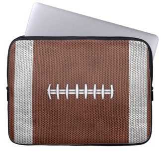 Football Laptop Computer Sleeve