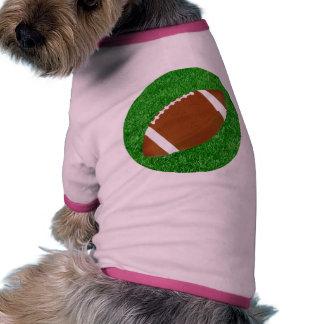 Football & Lawn Pet Shirt