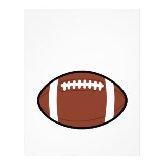 Football Letterhead
