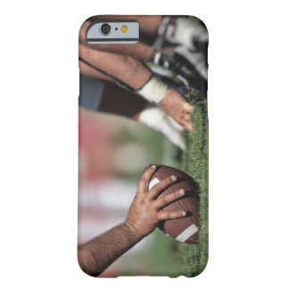 Football line of scrimmage barely there iPhone 6 case