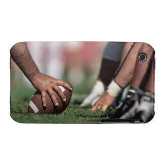 Football line of scrimmage iPhone 3 cover