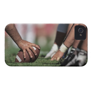 Football line of scrimmage iPhone 4 Case-Mate cases