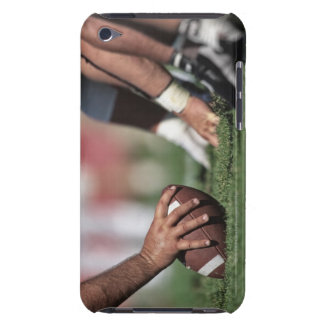 Football line of scrimmage iPod Case-Mate cases