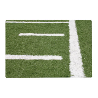 Football Lines Placemat