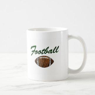 Football Logo Coffee Mug