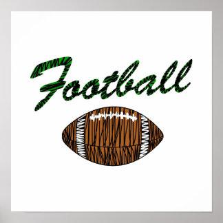 Football Logo Posters