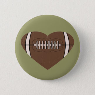 Football Love Button
