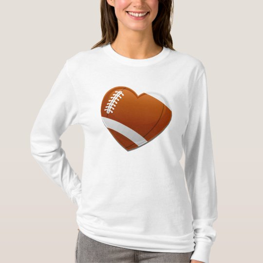 Football Love T-Shirt