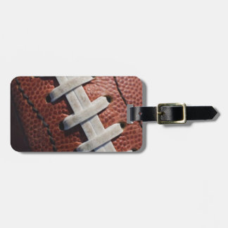 Football Luggage Tag