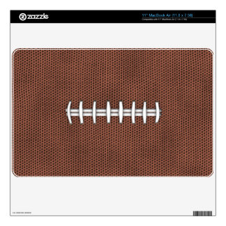Football MacBook Air Skins