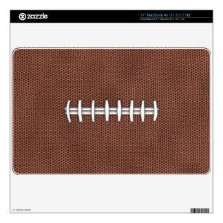 Football MacBook Air Skins