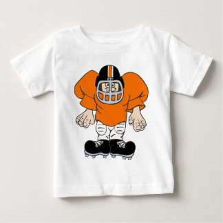 Football Man Baby T-Shirt