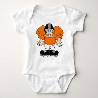 Football Man Infant Creeper