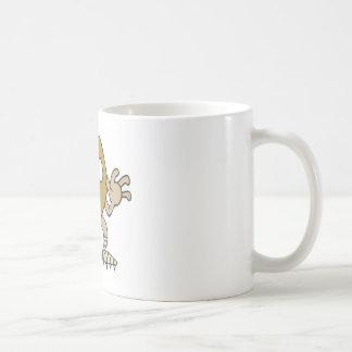 Football Man Coffee Mug