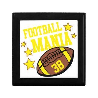 football mania jewelry box