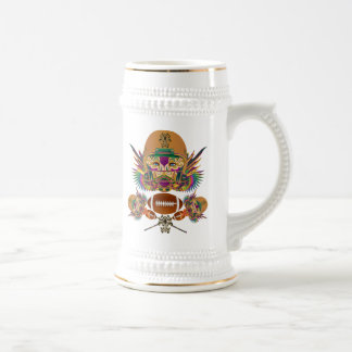 Football Mardi Gras think it's to early view notes Coffee Mugs