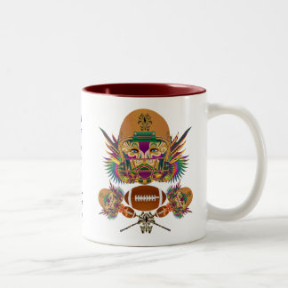 Football Mardi Gras think it's to early view notes Mugs
