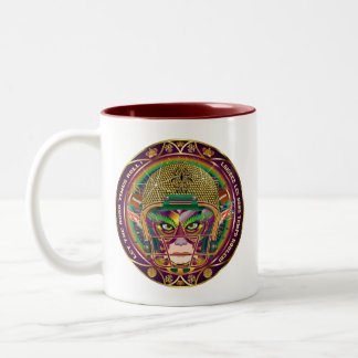 Football Mardi Gras think it's to early view notes Mug