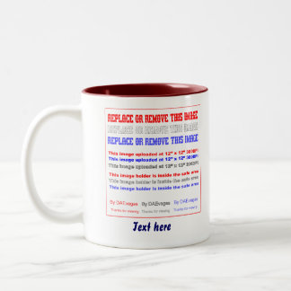 Football Mardi Gras think it's to early view notes Two-Tone Coffee Mug