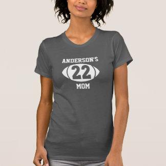 Football Mom 22 T-Shirt