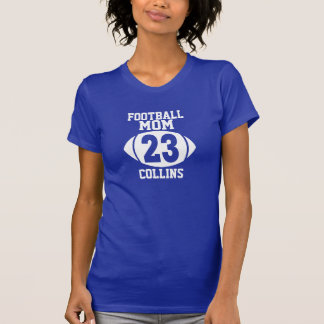Football Mom 23 T-Shirt