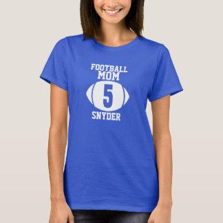 Football Mom 5 T-Shirt
