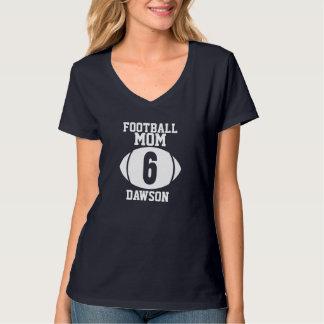 Football Mom 6 T-Shirt