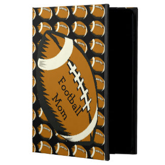 Football Mom Brown Sports Powis iPad Air 2 Case