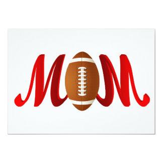 Football Mom Card