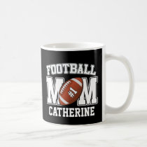 Football Mom Coffee Mug