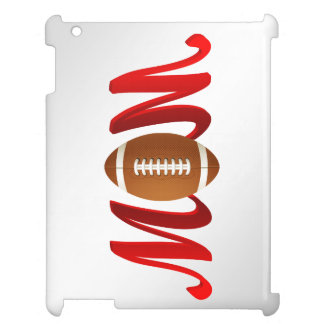 Football Mom iPad Cover