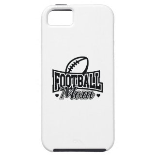 Football Mom iPhone SE/5/5s Case