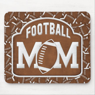 Football Mom Mouse Pad