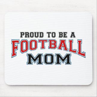 Football mom mouse pad