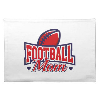 Football Mom Placemat