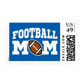 Football Mom, Proud Mom Stamps