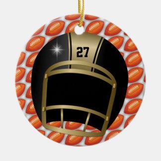 Football Mom - SRF Ornaments