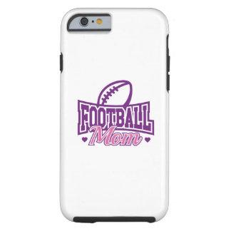 Football Mom Tough iPhone 6 Case