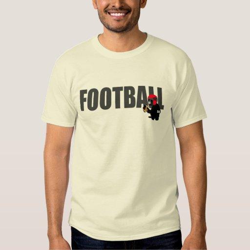 football monkey shirt