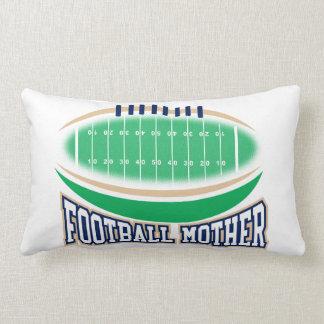 Football Mother Lumbar Pillow