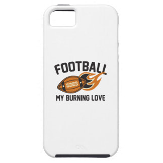 Football My Burning Love iPhone SE/5/5s Case