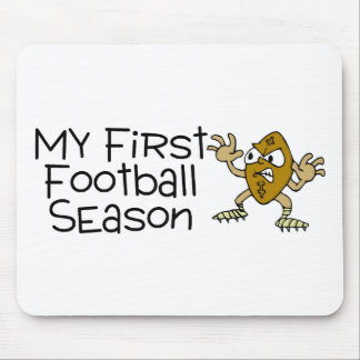 Football My First Football Season Mouse Pad