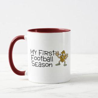 Football My First Football Season Mug