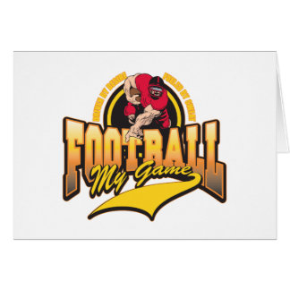 Football My Game Cards